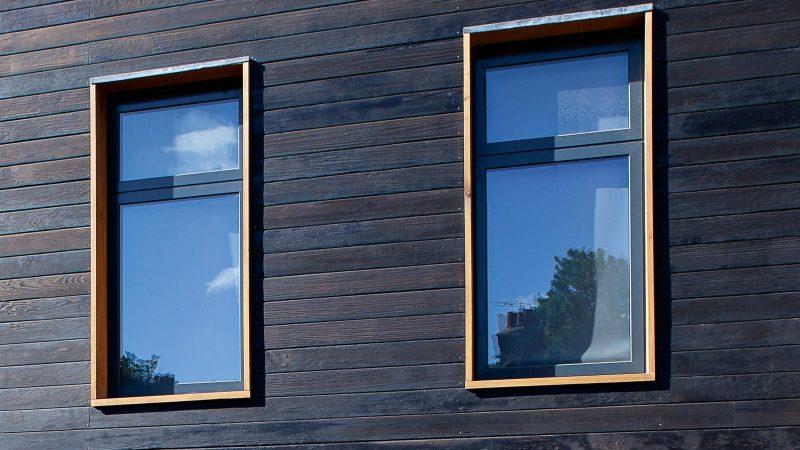 SAL300 aluminium windows