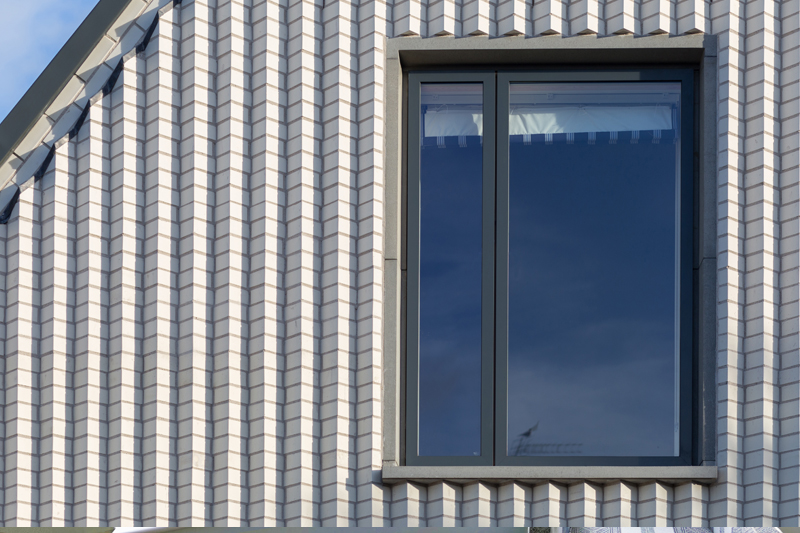 SAL300 Aluminium Side Hung Window